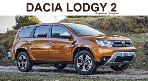 Dacia Duster 2020 by Un Nouveau Dacia Lodgy Pour 2020