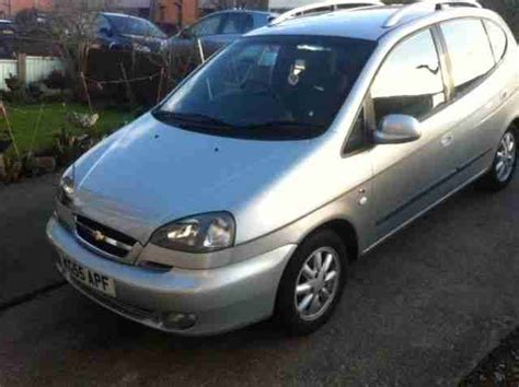 chevrolet family cars daewoo chevrolet tacuma family car 55 plate car for sale
