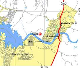 map of marble falls 78654 zip code marble falls profile homes