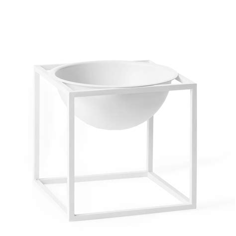 By Lassen Kubus Bowl Small White | kubus bowl from by lassen at connox