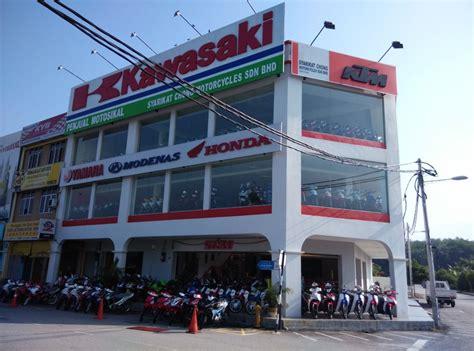 Motorcycle Dealers Holdings Sdn Bhd by I Moto Syarikat Chong Motorcycles Sdn Bhd