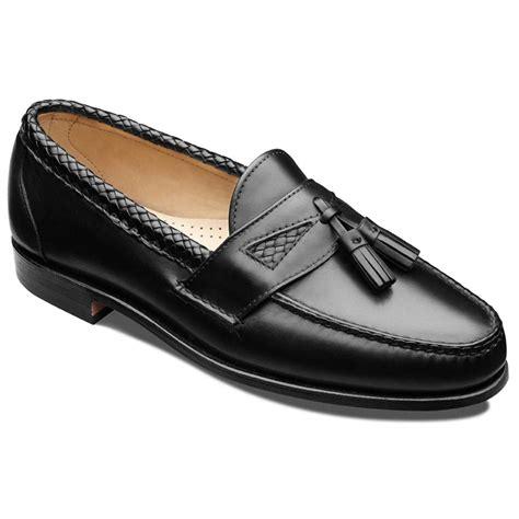 allen edmonds slippers maxfield moc toe tassel slip on loafer s dress shoes