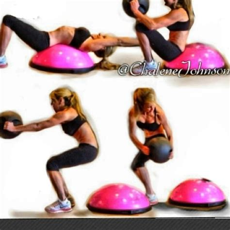 17 best images about bosu workouts on trainers strength and exercises