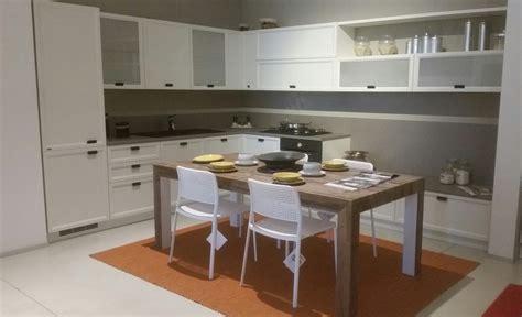cucina atelier scavolini scavolini cucina atelier telaio legno scontata 40