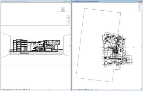 floor plan view creating a perspective section in revit dylan brown designs