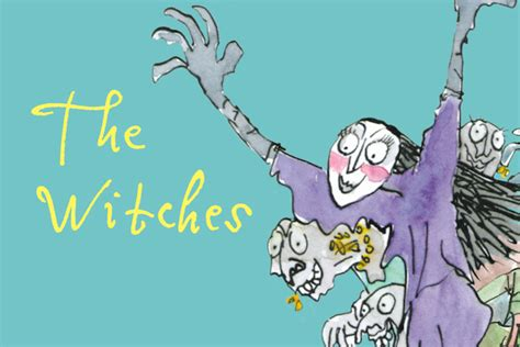 Roald Dahl The Witches Import the witches