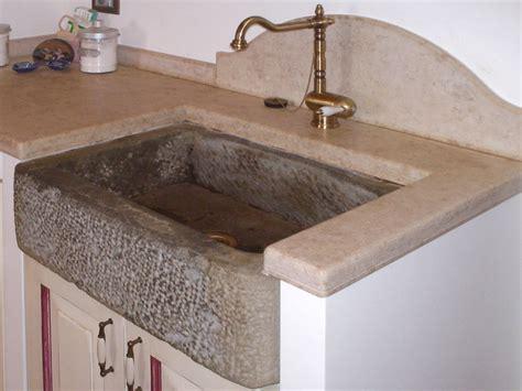 lavello per cucina blocchi lavelli nuova fcm cucine artigianali