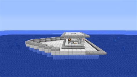 minecraft boat survival survival boat minecraft project