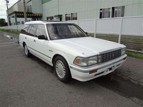 Toyota Crown For Sale Toyota Crown Station Wg Royal Saloon 1990 Used For Sale