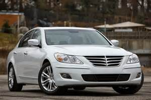 hyundai genesis sedan photos and prices