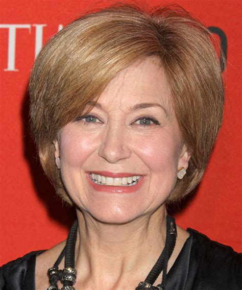 jane pauley haircut jane pauley short straight formal bob hairstyle with side