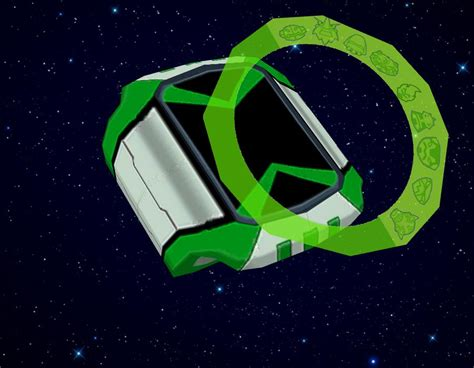 How To Make A Ben 10 Omnitrix Out Of Paper - mmd third omnitrix by ultimate44 on deviantart