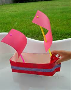Youtube Craft For Kids - kids craft idea milk carton boats raising whasians