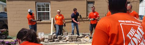 the home depot noah galloway joins the home depot