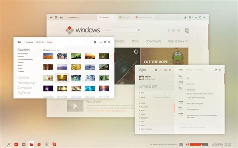 Windows By Design Inspiration User Interface Design Inspiration 40 Ui Design Exles
