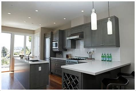 dark gray cabinets kitchen attractive nuisance kitchen indecision
