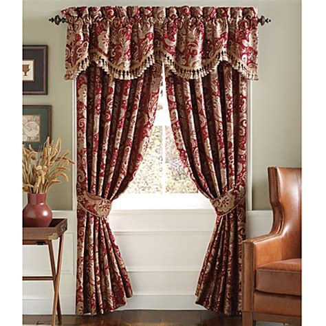 croscill curtains discontinued croscill 174 mystique window treatments bed bath beyond