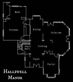 Halliwell Manor Floor Plans Inside Halliwell Manor From The Tv Show Quot Charmed Quot