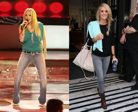 Carrie Underwoods Weight Loss by Carrie Underwood Admits She Used Weight Loss Drugs During