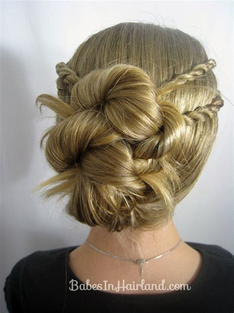 hairstyles with rope braids rope braid hairstyle babes in hairland