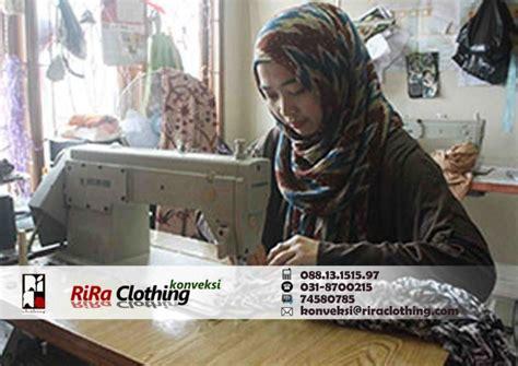Jasa Jahit Jas Jasa Jahit Pakaian Di Surabaya Rira Clothing Konveksi