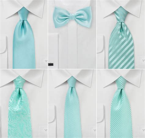 Wedding Ties by Blue Wedding Color Inspiration Bows N Ties