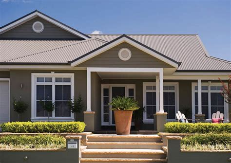Paint Schemes For House by Colorbond Roof Colours Metal Roof Colours Perth Wa