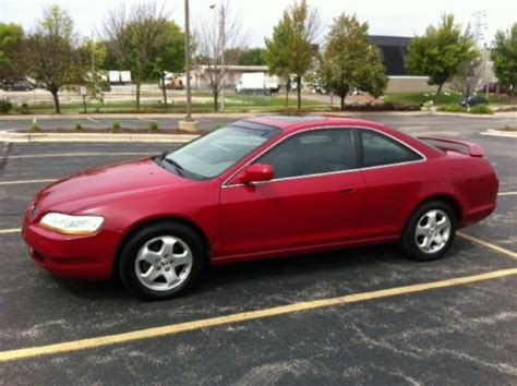 2000 honda accord ex coupe for sale purchase used 2000 honda accord ex l coupe excellent