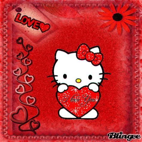 imagenes kitty corazones im 225 genes de hello kitty para el d 237 a de san valent 237 n