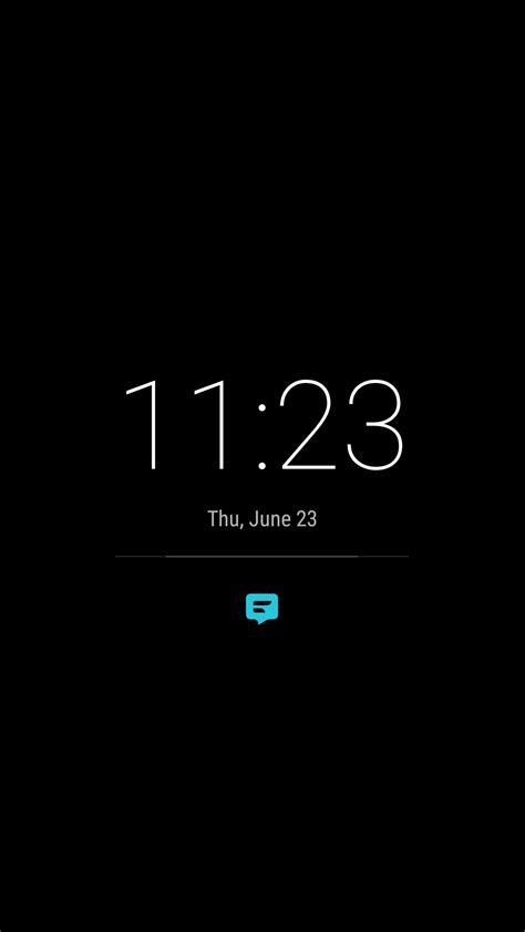 android lock screen image gallery lock screen