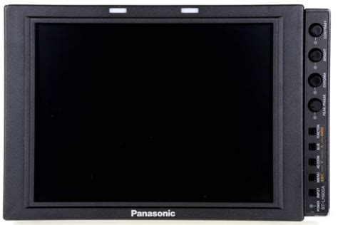 Monitor Lcd Gear panasonic bt lh900p 8 lcd monitor les productions midcan productions