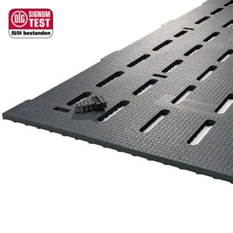 rivestimento in gomma per pavimenti monta 130cm mq il tappeto in gomma kraiburg monta 232 per
