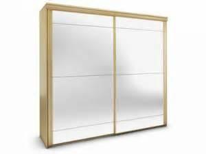 soldes armoire l 249 cm portes miroir pas cher