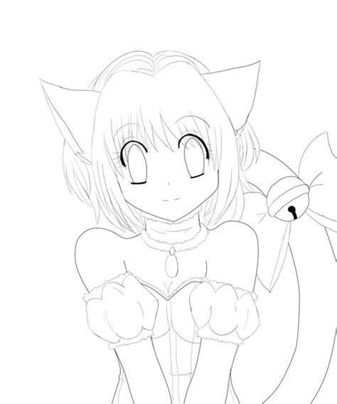 ichigo tokyo mew mew coloring pages coloring pages