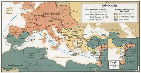 map of crusade history of the crusades the battle of tours 732 islam