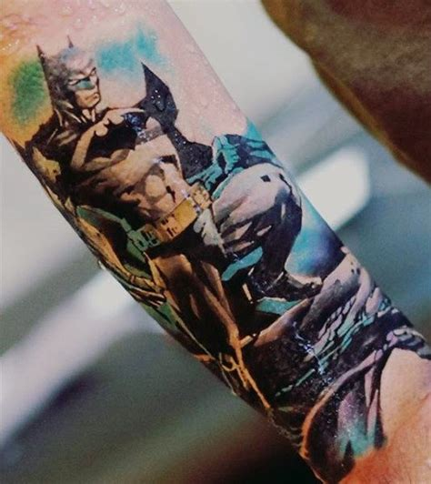 cool batman tattoo ideas 100 batman tattoos for men superhero ink designs