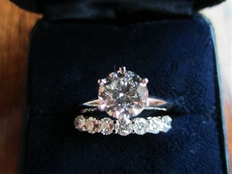 Tiffany s 3 Carat Diamond Ring   Wedding, Promise, Diamond