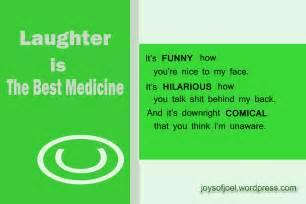 laughter is the best medicine laughter is the best medicine joys of joel
