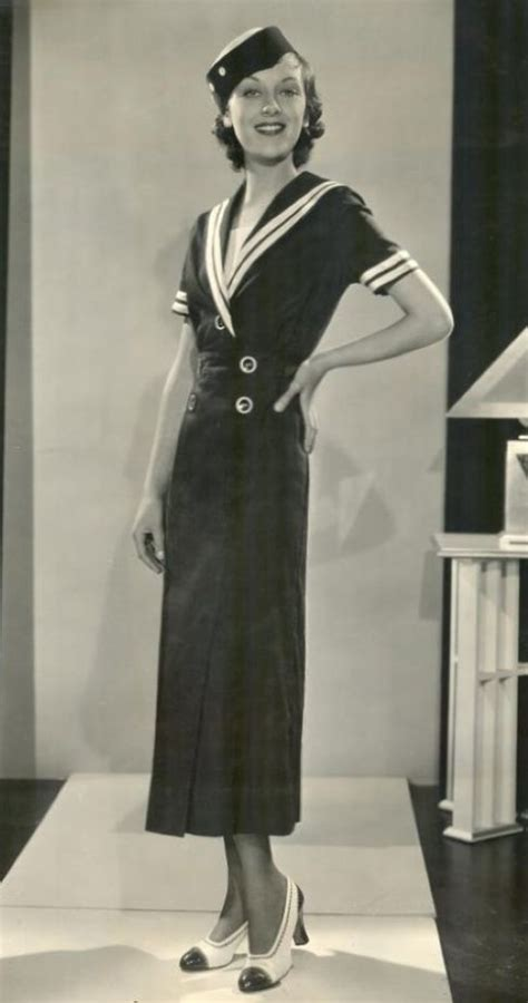 17 Best Ideas About 1930s Fashion On Pinterest 1930s   17 best images about 1930s nautical fashion on