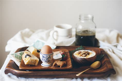 Breakfast In Bed by The Anatomy Of A Breakfast In Bed A Giveaway