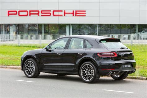 Porsche Carbon by New Porsche Macan Carbon Accessories By Larte Design