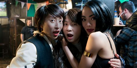 china uk film and tv conference chinese burn bbc3 sitcom british comedy guide