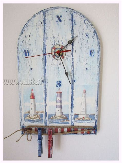 tutorial decoupage shabby chic 120 best decoupage clocks images on pinterest