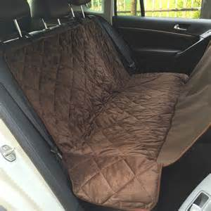 Non Slip Car Seat Covers For Dogs Non Slip Pet Car Back Seat Cover Safety Hammock