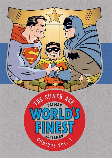batman hc vol 9 140126462x previewsworld batman superman silver age omnibus hc vol 01