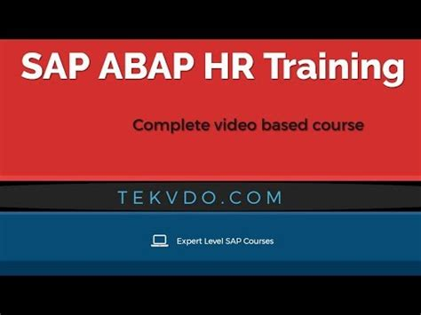 Sap Hr Tutorial For Beginners | sap hr module hcm introduction tutorial for beginners