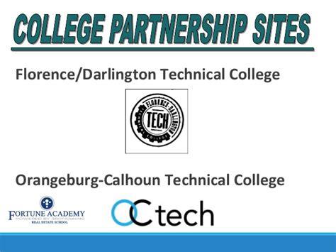 publications orangeburg calhoun technical college fortune academy power points