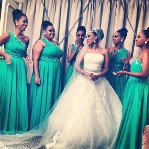 Bridesmaid Dress Material Options - emerald green one shoulder bridesmaid dress cheap