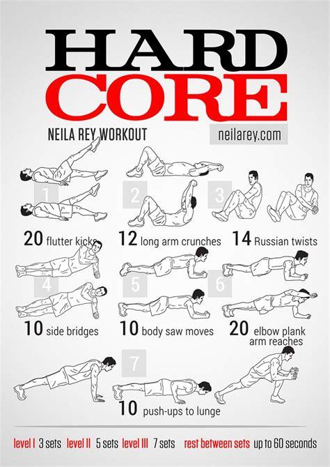 ab workouts in bed best 25 core workouts ideas on pinterest