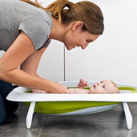 boon naked collapsible baby bathtub innovative baby products for parents babies ideas